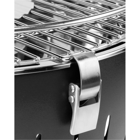 LotusGrill barbecue antraciet grijs G-AN-34
