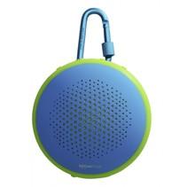 Fusion Draadloze stereoluidspreker blauw/groen