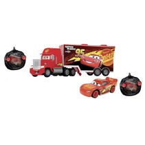 Turbo Mack Truck + Lightning McQueen Cars 3
