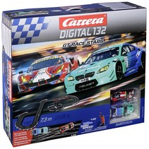 Digital 132 GT Race Stars racebaanset