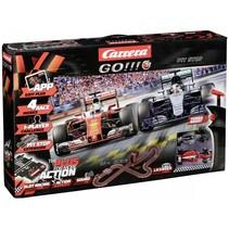 GO!!! PLUS Pit Stop racebaanset