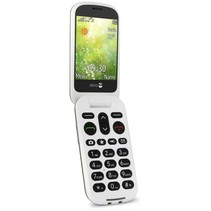 Mobiele telefoon - Lithiumion, GSM champagne-wit