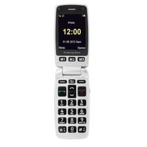 Primo 413 Mobiele telefoon - GSM, Lithiumion zilver