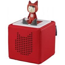 Toniebox Starterset educatief speelgoed rood