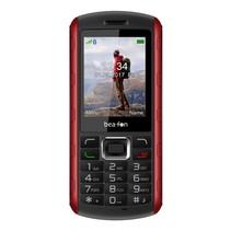 AL560 Basistelefoon zwart-rood