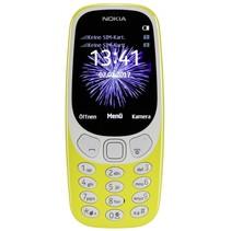 Dual Sim geel GSM toestel