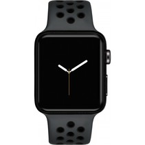 Watch Nike+ Series 3 GPS Cell 38mm grijs alu Nike band