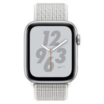 Watch Nike+ Series 4 GPS Cell 44mm zilver alu Nike loop