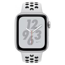Watch Nike+ Series 4 GPS Cell 40mm zilver alu Nike band