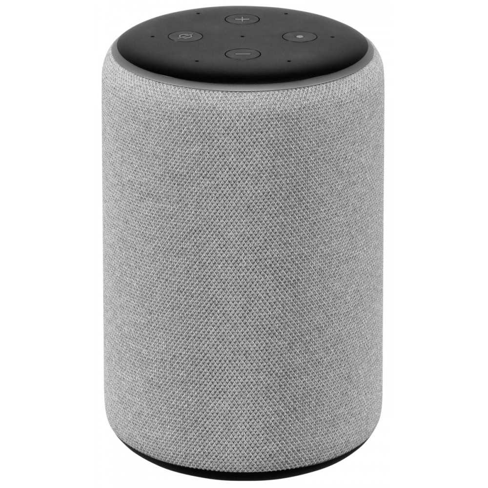 Afbeelding van Amazon Echo Plus 2 lichtgrijs Smart speaker Home Hub B07CT3VM3H