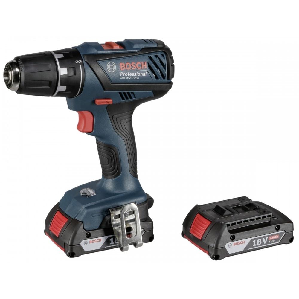 Zeer Bosch GSR 18-2 Li Plus Professional accu-boormachine 06019E6120 QK59