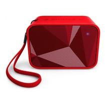 Draadloze Bluetooth-speaker rood