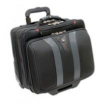 Granada trolley voor laptop tot 17  zwart