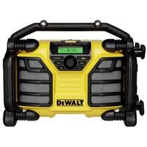 DCR017-QW XR DAB accu- en netstroomradio