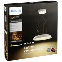 Hue Amaze LED hanglamp wit