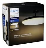 Philips Hue Cher LED plafondlamp met voet zwart