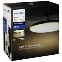 Hue Cher LED plafondlamp met voet zwart