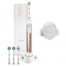 Oral-B Genius 10100 S electrische tandenborstel roségoud