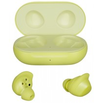 Galaxy Buds draadloze hoofdtelefoon geel