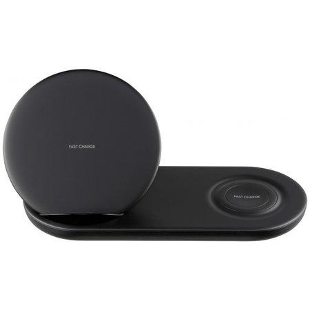 Samsung draadloze lader Duo EP-N6100 zwart