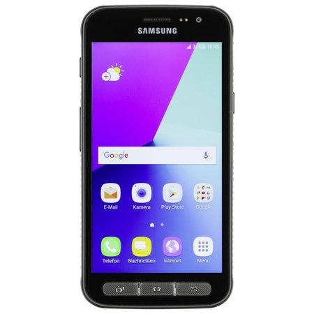 Samsung Galaxy smartphone Xcover 4 zwart