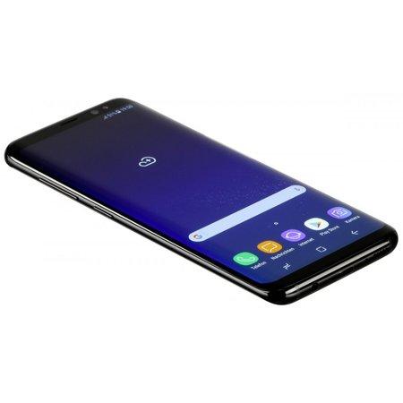 Samsung Galaxy smartphone S8 midnight black