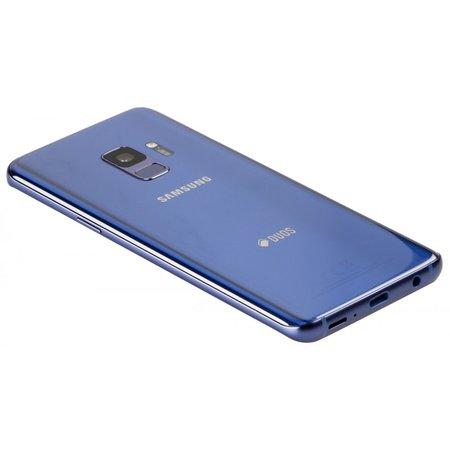 Samsung Galaxy S9 smartphone Dual SIM Coral Blue