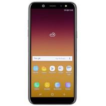 Galaxy A6 smartphone lavendel