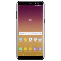 Galaxy A8 smartphone zwart