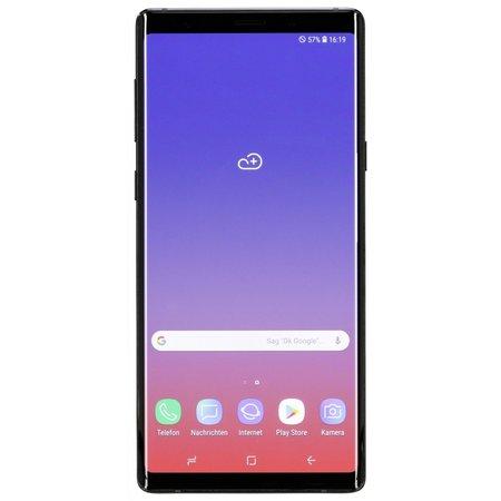 Samsung Galaxy Note9 smartphone midnight black 512GB