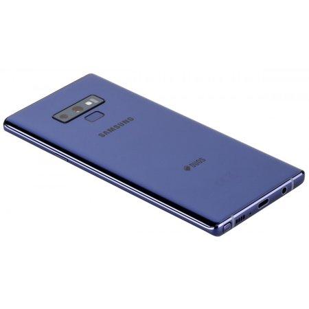 Samsung Galaxy Note9 smartphone ocean blue 512GB