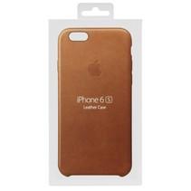 iPhone 6s lederen case saddle brown