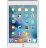 Apple iPad mini 4 Wi-Fi 128GB zilver MK9P2FD/A