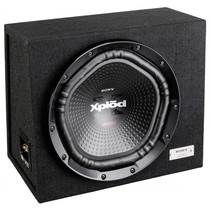 XS-NW1202E auto subwoofer