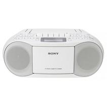 CF-DS70W wit radiocassette-cd speler