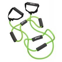 Weerstandband Tubing 3 Set - Thermoplastic groen/zwart