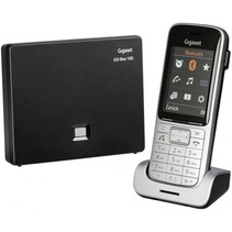 SL450 A GO telefoon platina/zwart