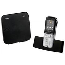 SL 350 telefoon metal / pianoblack