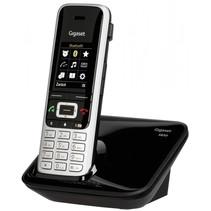 S850 telefoon platina/zwart