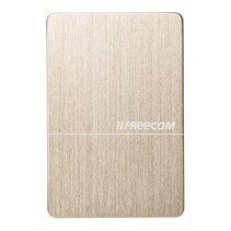 Mobile Drive Metal externe harde schijf 1TB 2,5 USB 3.0 slim Gold
