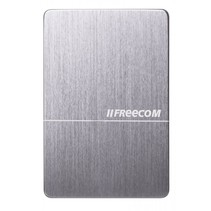 Mobile Drive Metal externe harde schijf 2TB 2,5 USB 3.0 slim Space Grey