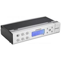 Sonoclock 890 aluminium radiowekker
