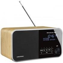 DTR 3000 DAB+ Radio OAK