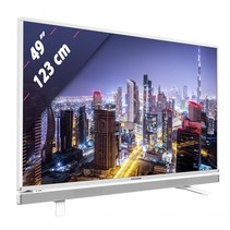 "49"" LCD-TV GFW 6628 wit"