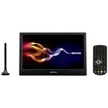 TFT-1028 - Draagbare televisie HD met DVB-T2 - 10 inch - Zwart