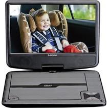 DVP-901 draagbare DVD speler zwart