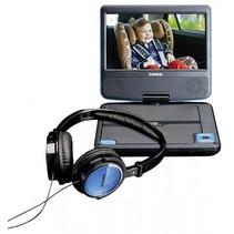 DVP-710 draagbare DVD speler blauw
