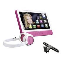 TDV-901 draagbare DVD speler roze