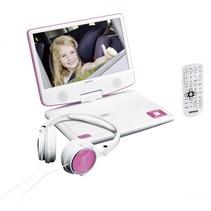 DVP-910 roze draagbare DVD speler