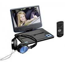 DVP-910 draagbare DVD speler blauw